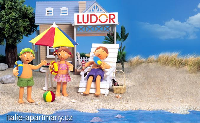 Mapy - Ludor